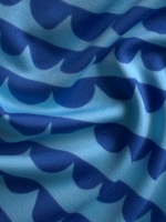 """Бифлекс """"Синие фестончики"""""""