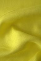 "Лен однотонный ""Яркий желтый"""