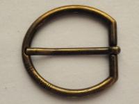 Украшение Декоративное УД-0031 Пряжка для одежды Тонкое кольцо