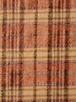 "Ткань ""Шотландка"" лосось"
