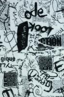 """Трикотаж (масло холодное) """"Графити"""""""
