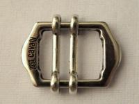 Украшение Декоративное УД-0024 Пряжка для одежды Малая серебряная