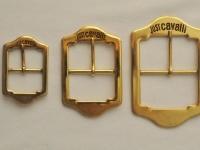 Украшение Декоративное УД-0028 Пряжка для одежды Малая золотистая